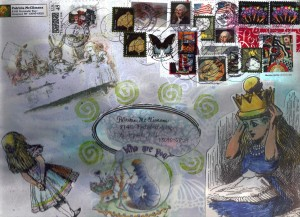 Alice Envelope front 001
