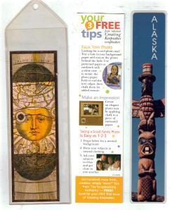 Alaska Bookmarks 001