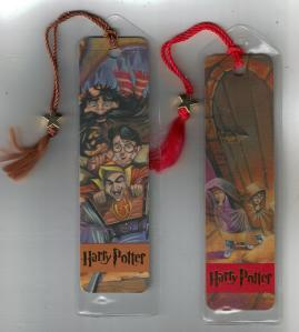 Harry Potter Bookmarks 001