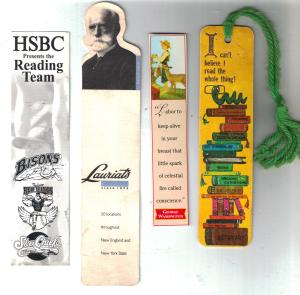 Lariet Books Bookmark 001