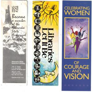 Library Bookmarks 001