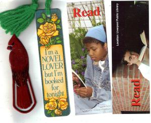 Library Bookmarks 002
