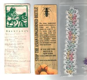 Tatted Bookmark 001