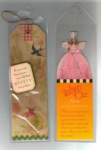 Wizard of Oz bookmark 001