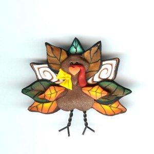 Turkey pin