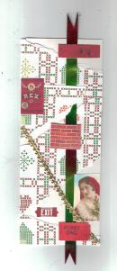 handmade Bookmark 1st side 001